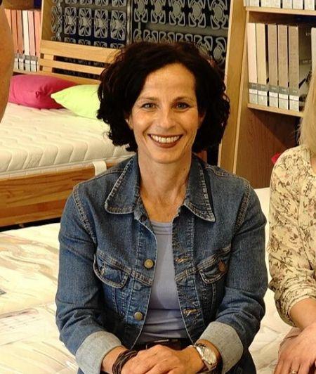 Geschaeftsfuehrerin Isabel Ultes-Utta von Ultes GmbH Landstuhl. Ihr Experte für gesundes Schlafen