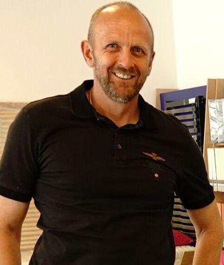 Geschaeftsfuehrer der Firma Ultes GmbH Roger Utta. Ihr Experte für gesundes Schlafen